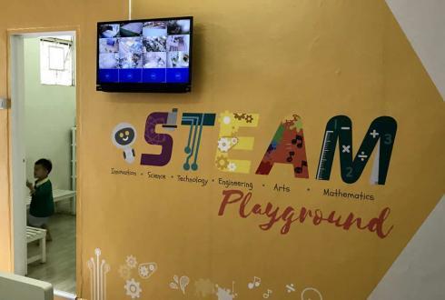 iSTEAM Playground