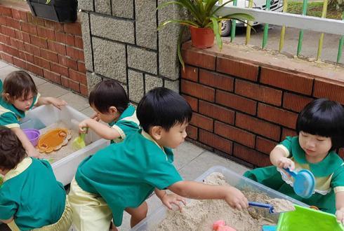 Outdoor Sandplay